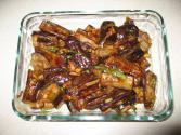 Szechuan Garlic Eggplant